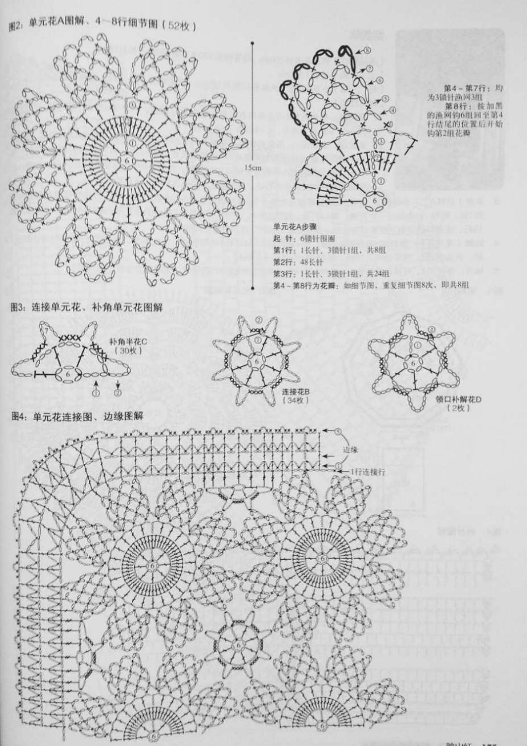 Crochet pull élégant vol 12 crochet facile page 172