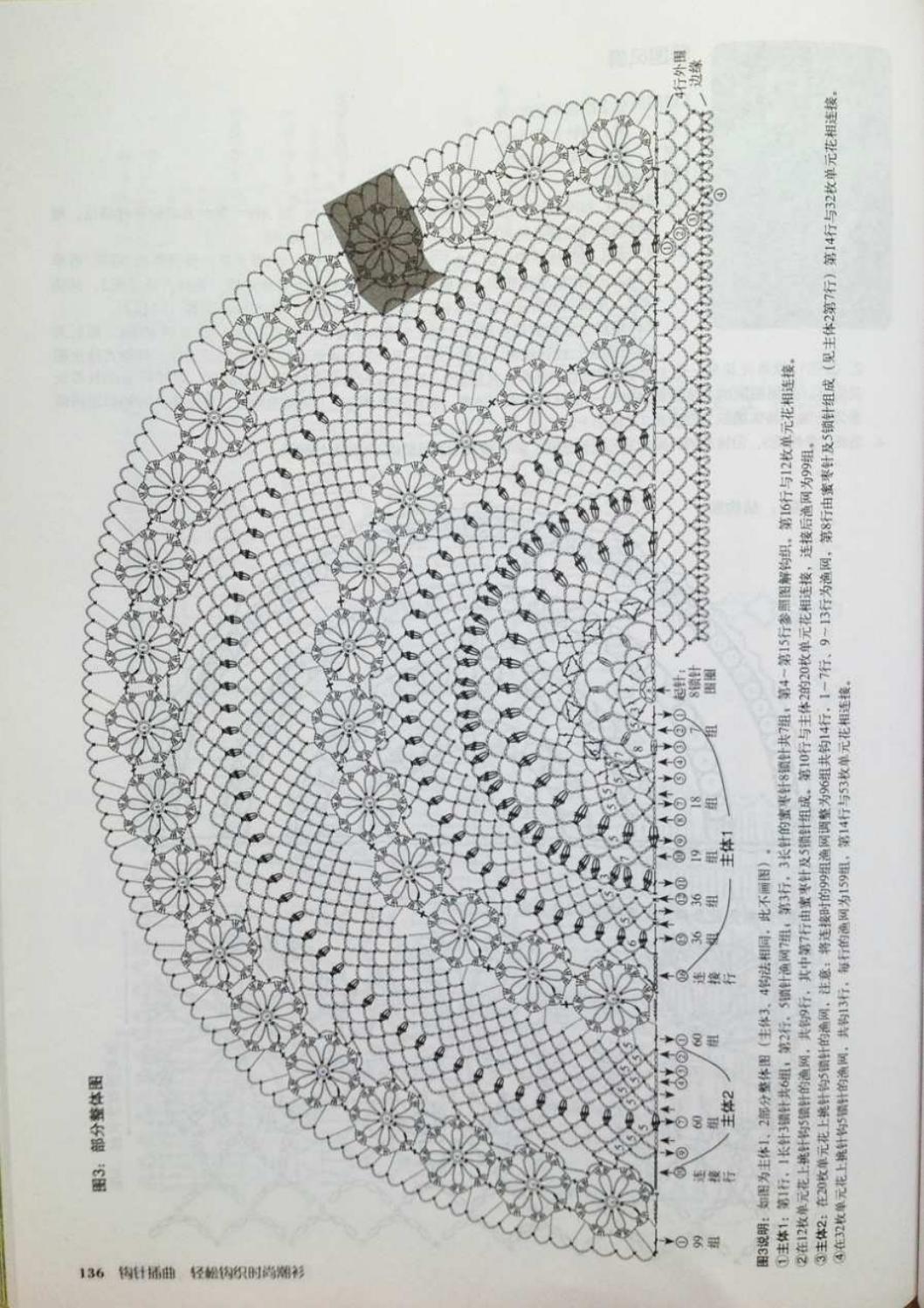 Crochet pull élégant vol 12 crochet facile page 178