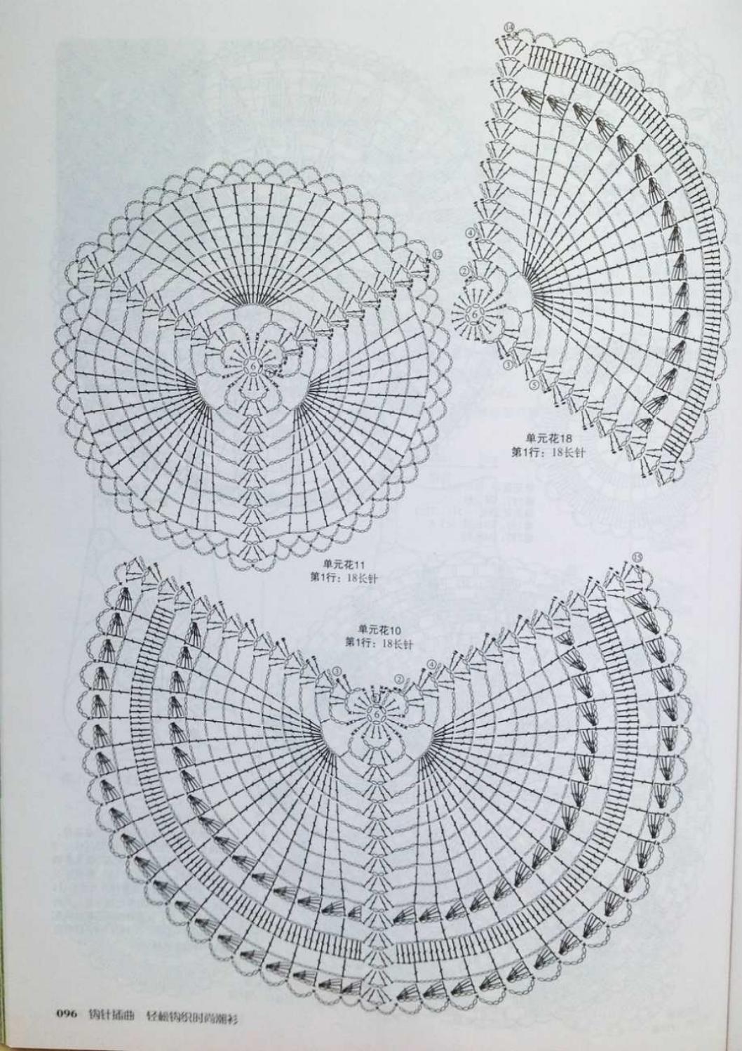 Crochet pull élégant vol 12 crochet facile page 88