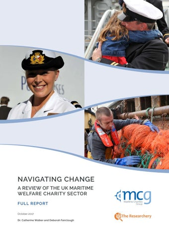 64a712cab96 Navigating Change 2017 by Maritime Professionals - issuu