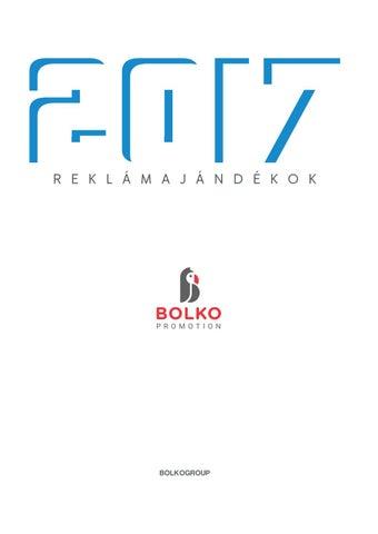 2bc275c38035 Reklámajándékok A-Z-ig by Promotion Bolko - issuu