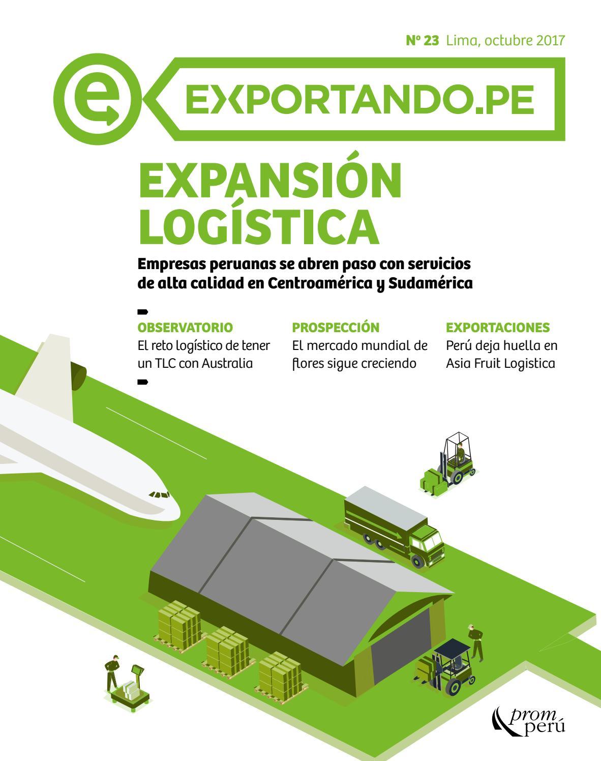 Revista Exportando.Pe N°23 by PROMPERÚ Exportaciones - issuu