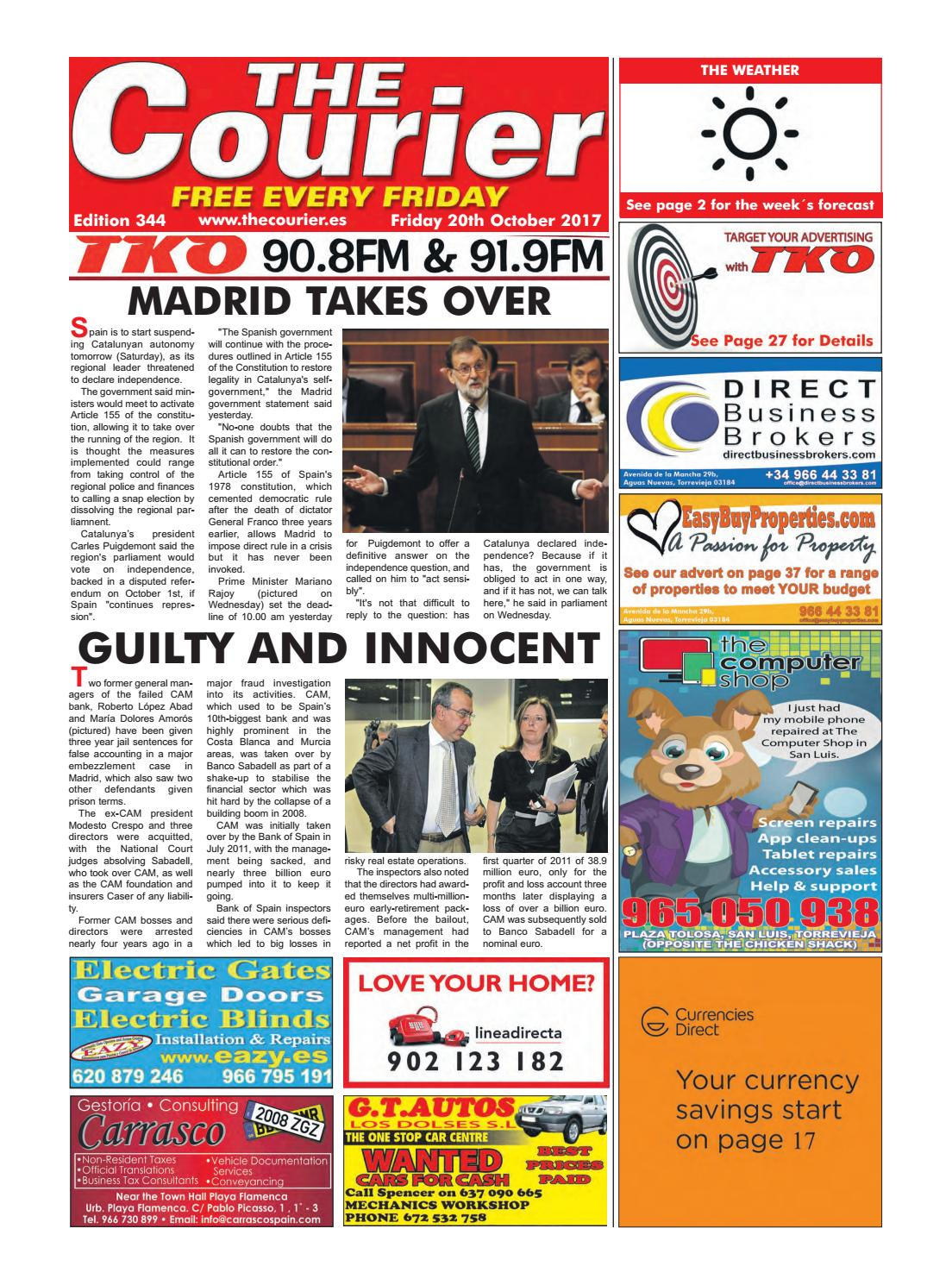 The Courier Edition 344 By The Courier Newspaper Issuu