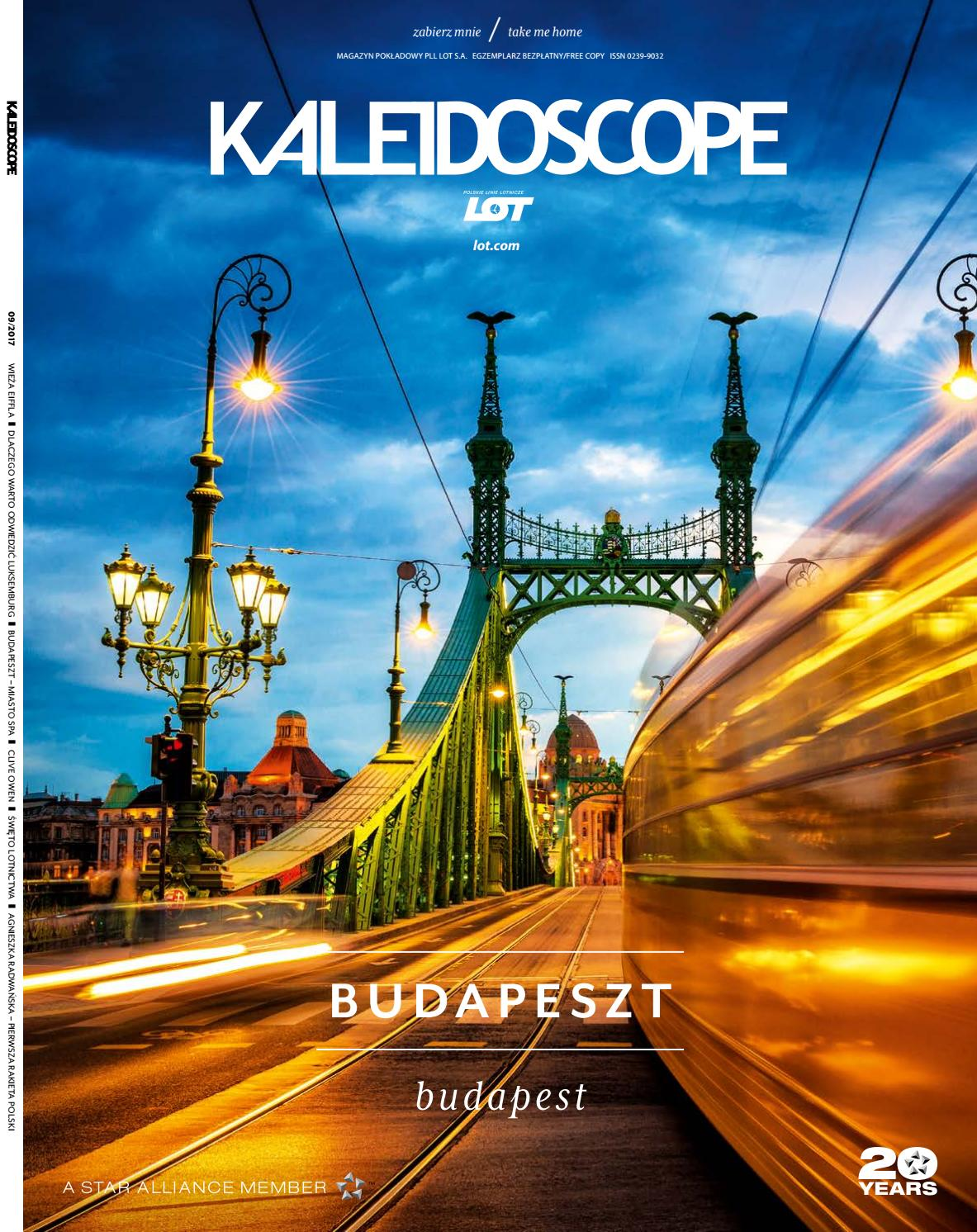 e3d6fb53986f Kaleidoscope September 2017 by LOT Polish Airlines - issuu