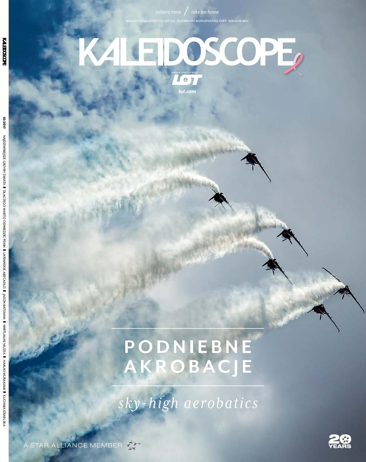69e08b330db4e Kaleidoscope October 2017 by LOT Polish Airlines - issuu