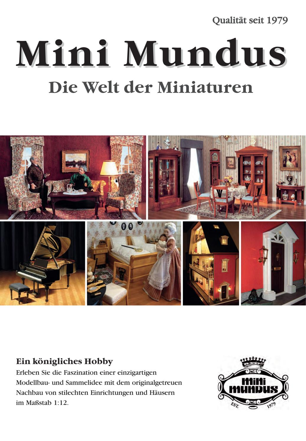Mini Mundus Katalog - DE by Mini Mundus - issuu