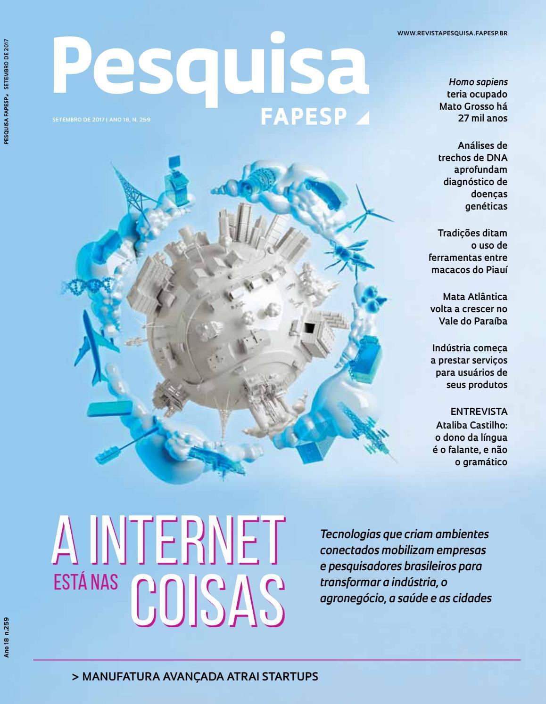 A internet está nas coisas by Pesquisa Fapesp - issuu b2a52a0259179