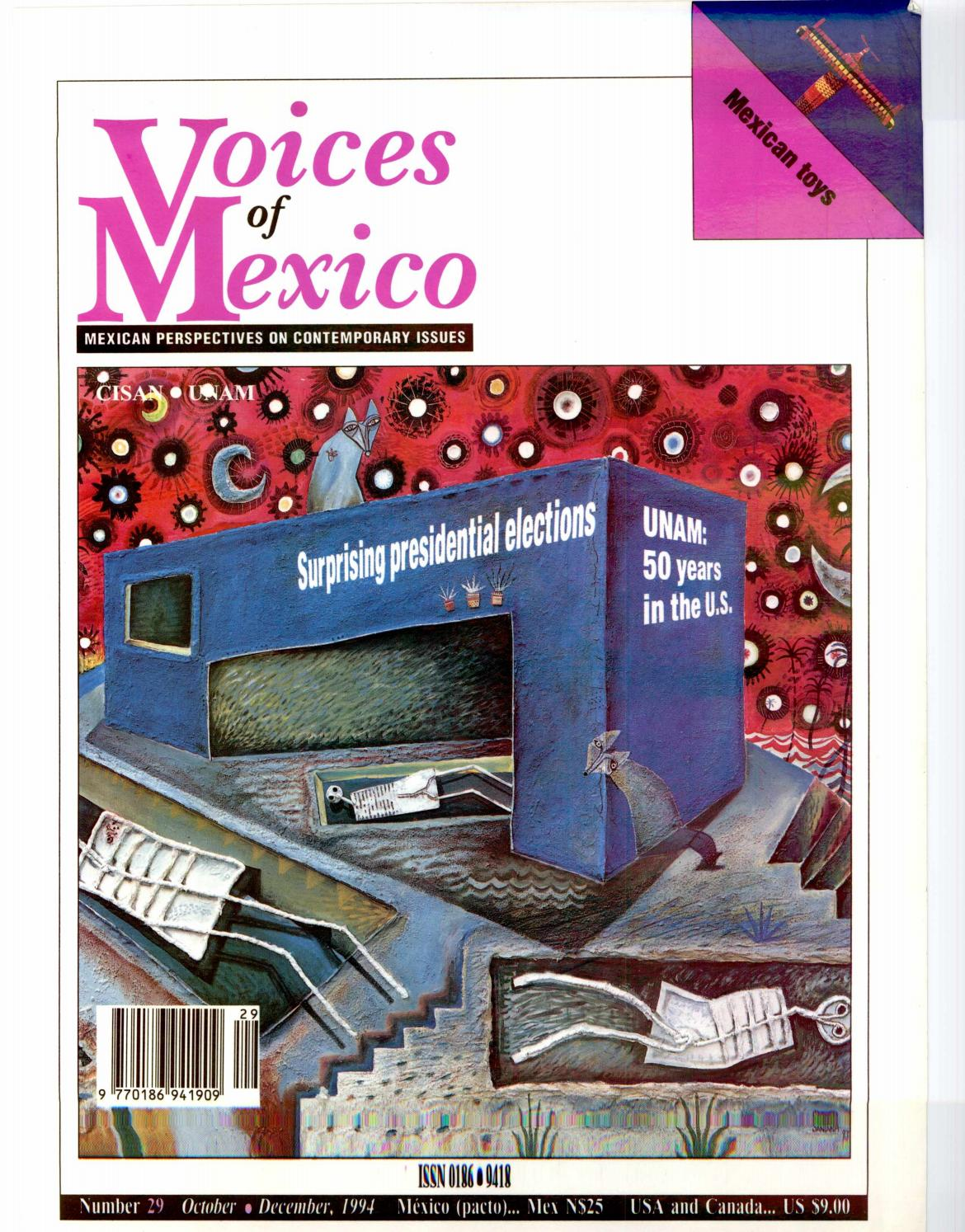 Voices of Mexico\