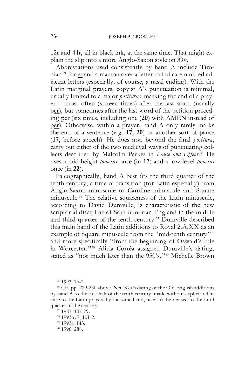 Sacris erudiri volume 45 2006 by Mediaevii Studiosus - issuu