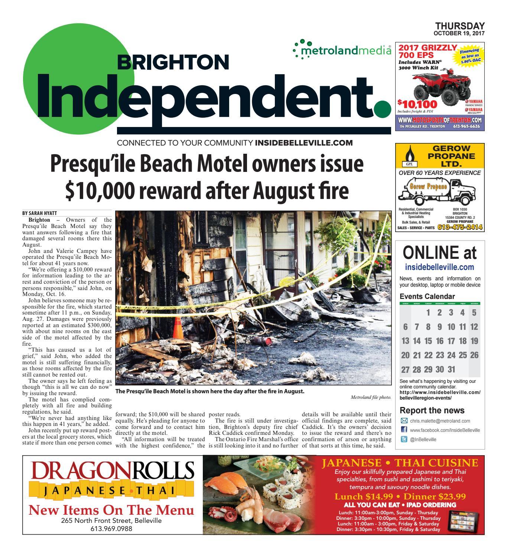 Brighton101917 by Metroland East - Brighton Independent - issuu