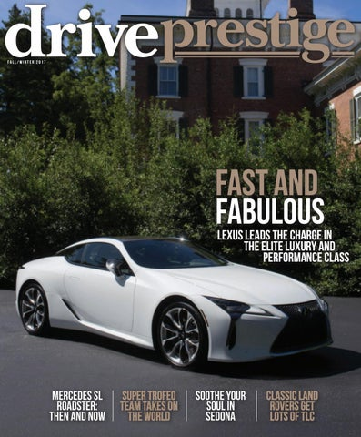 Drive Prestige Magazine Number 4  edf8635ca977