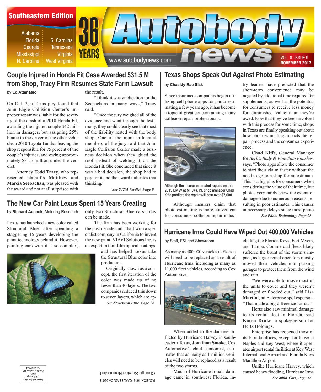 november 2017 southeastern edition by autobody news issuu issuu