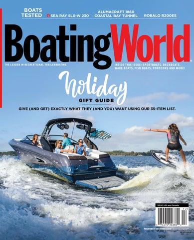 nov dec 2017 boating world magazine by duncan mcintosh company issuu  boat switch wiring diagram fountain 31 te #43
