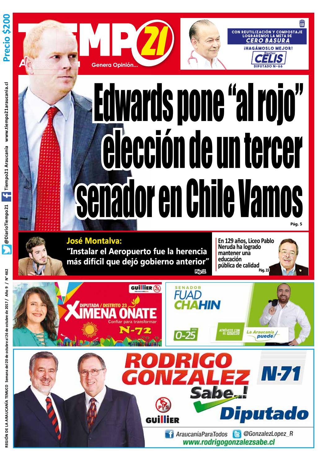 Muebles Nahuel Angol - Edici N 462 Edwards Pone Al Rojo Elecci N De Un Tercer Senador [mjhdah]https://image.isu.pub/160311102409-743bc9c55aaed346012bfb1c60fcc174/jpg/page_1.jpg