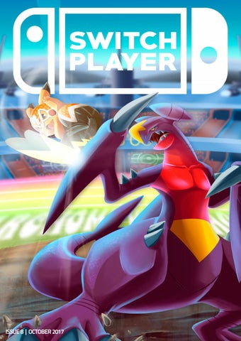 Switch Player Issue 8 By