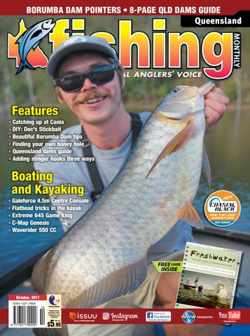Queensland fishing monthly october 2017 by fishing monthly issuu page 1 fandeluxe Choice Image