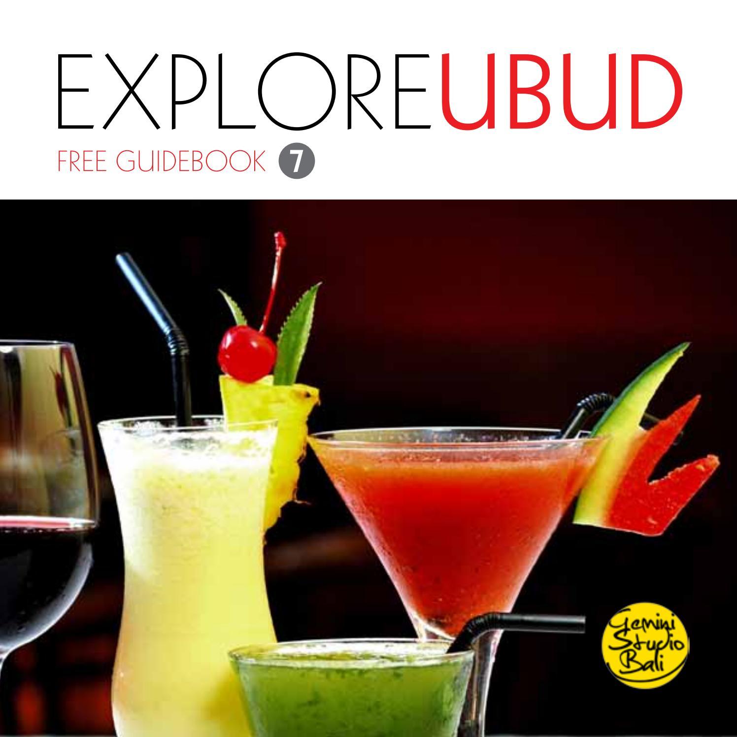 Explore Ubud 7th Edition by Explore Ubud - issuu