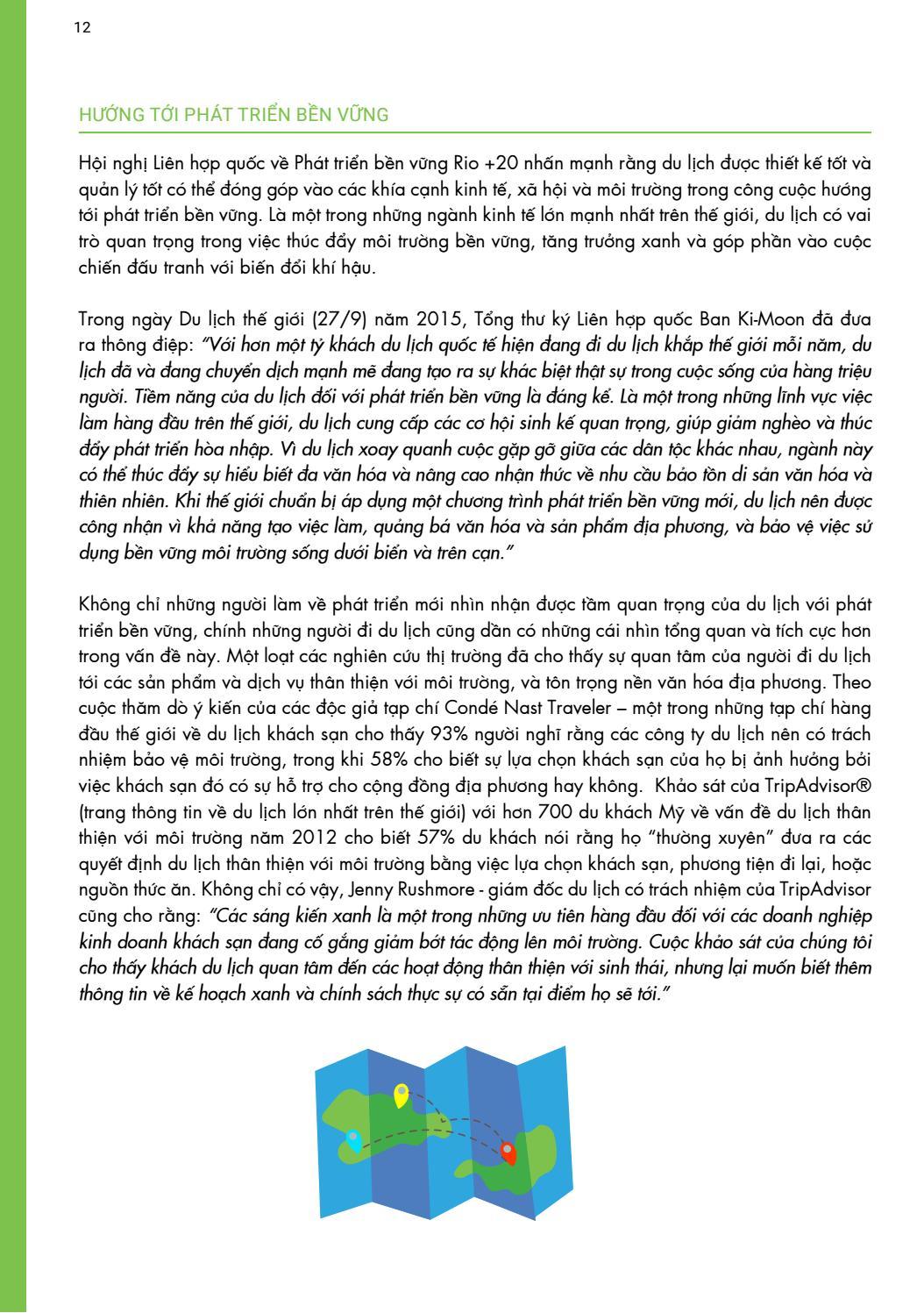 [Tài liệu LSST] Du lịch có trách nhiệm page 12