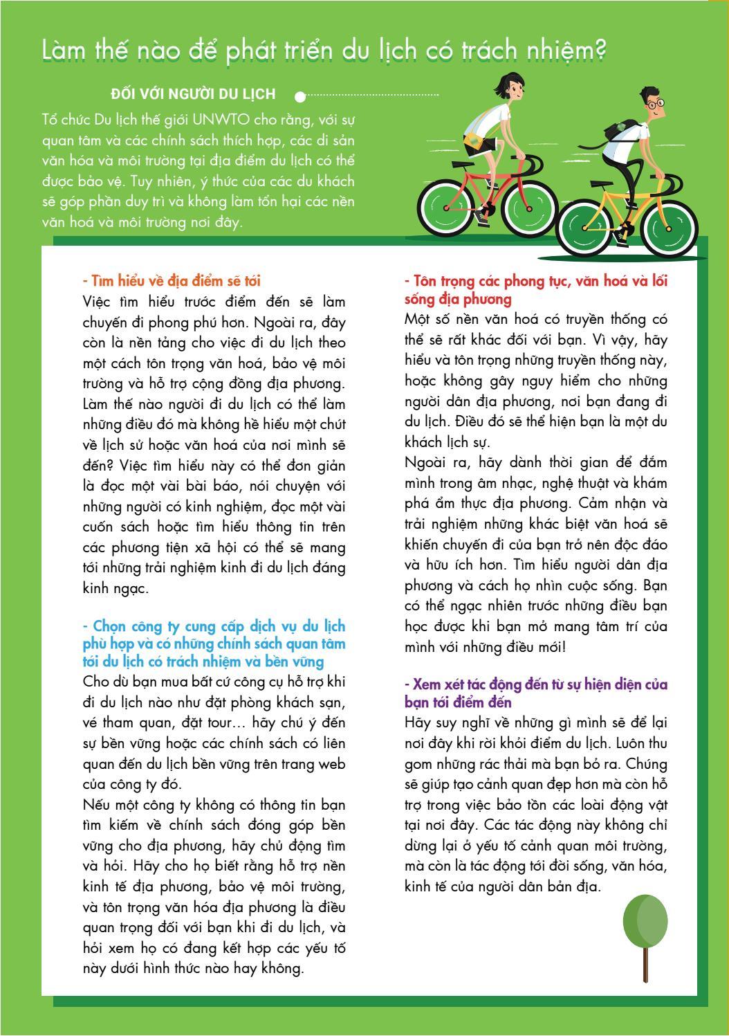 [Tài liệu LSST] Du lịch có trách nhiệm page 25