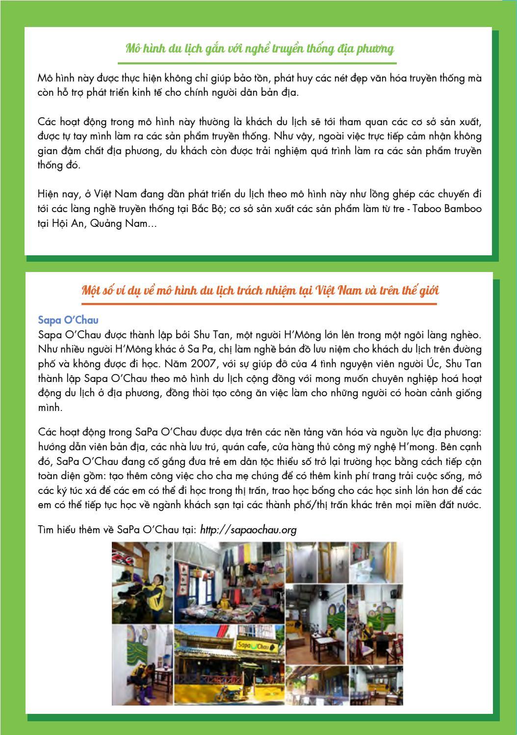 [Tài liệu LSST] Du lịch có trách nhiệm page 37