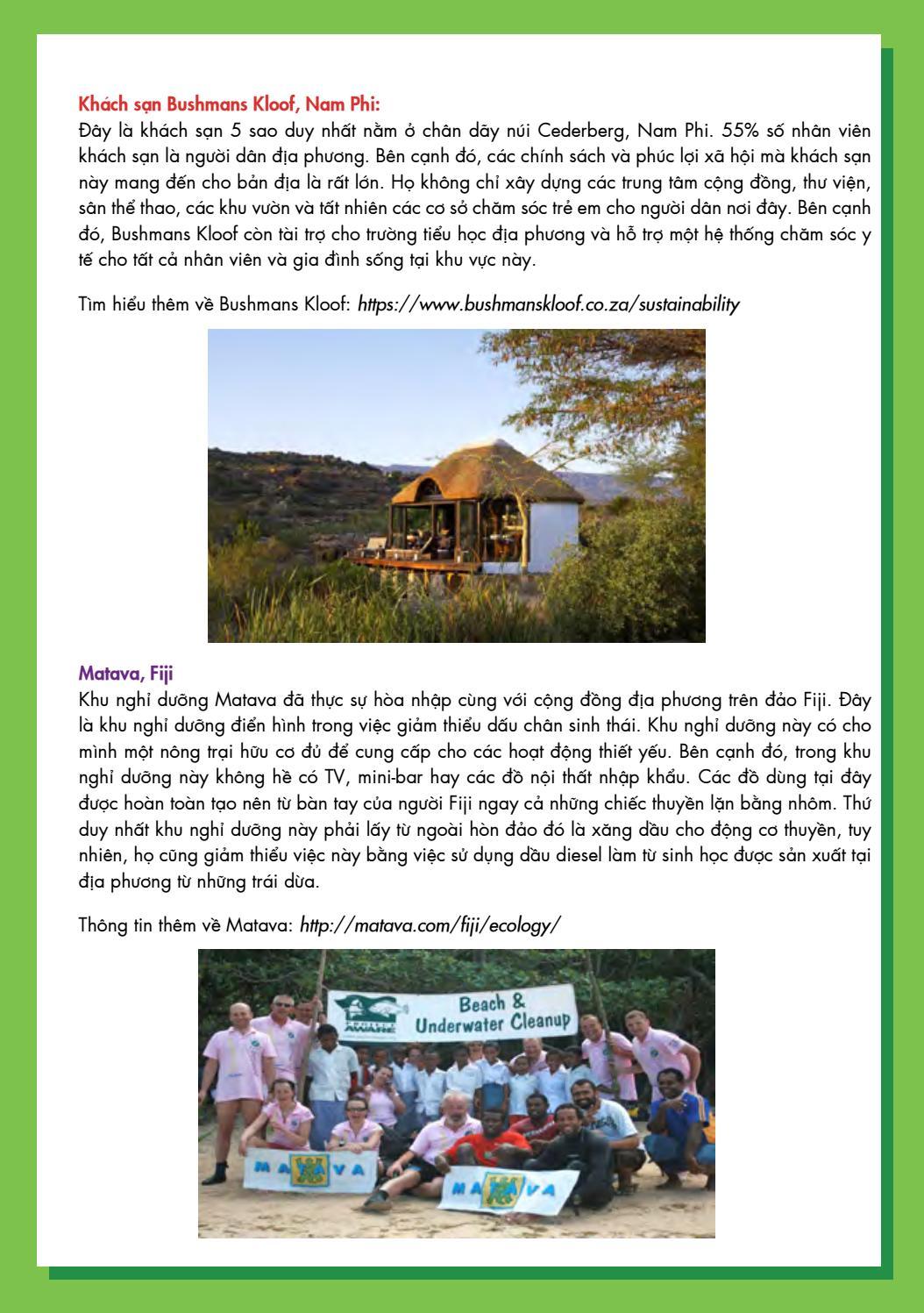 [Tài liệu LSST] Du lịch có trách nhiệm page 38