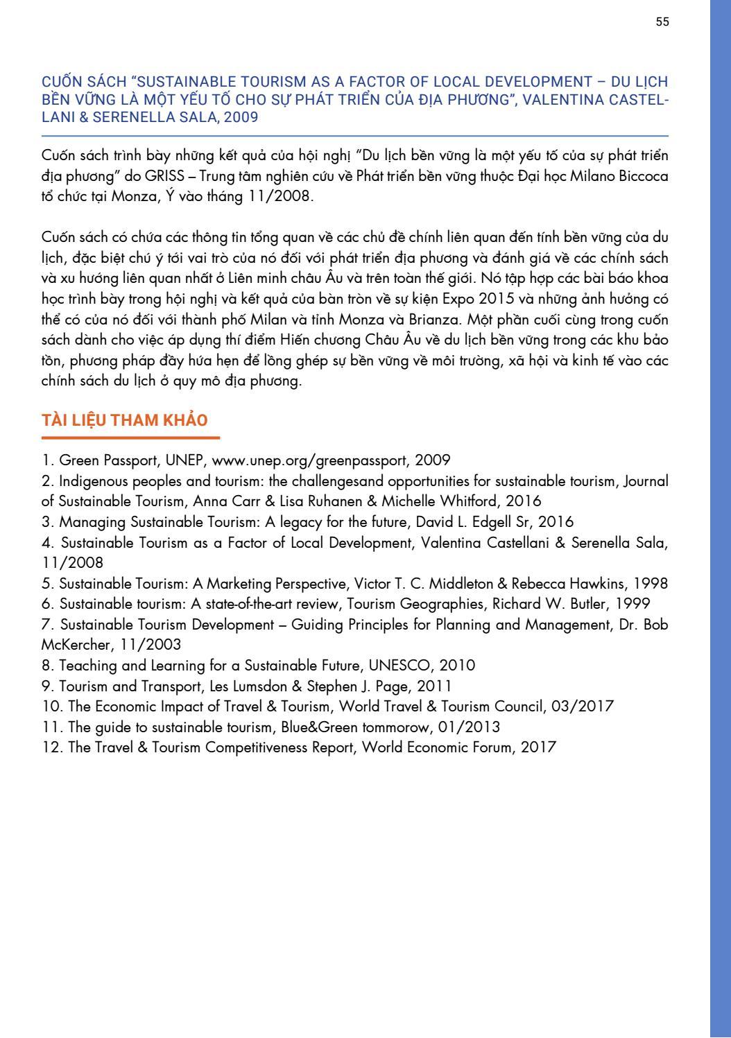 [Tài liệu LSST] Du lịch có trách nhiệm page 55
