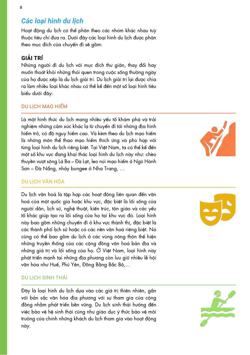 [Tài liệu LSST] Du lịch có trách nhiệm page 8
