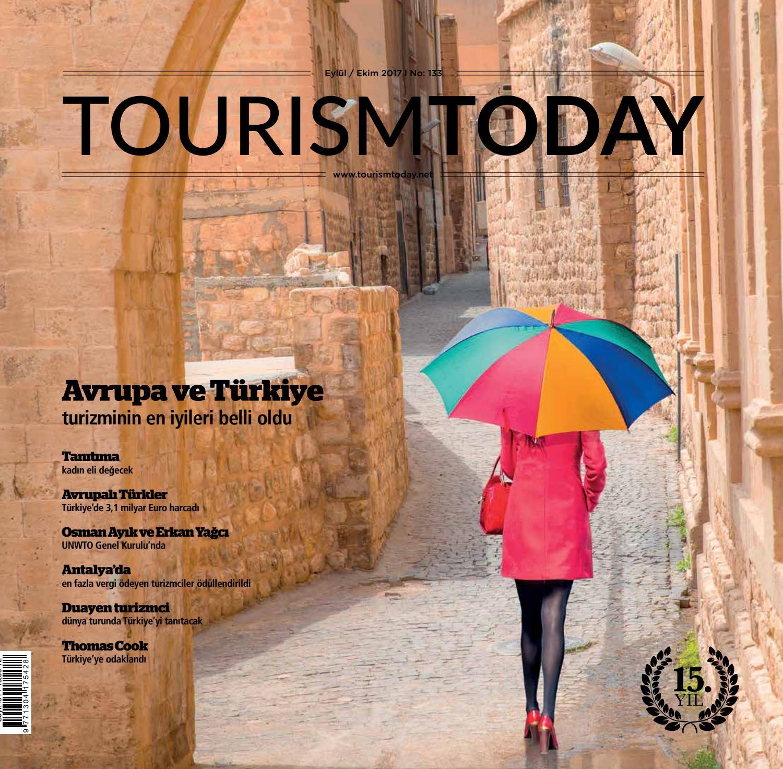 dead176a9f1c0 Tourism today 133 by Yedi Iletisim - issuu