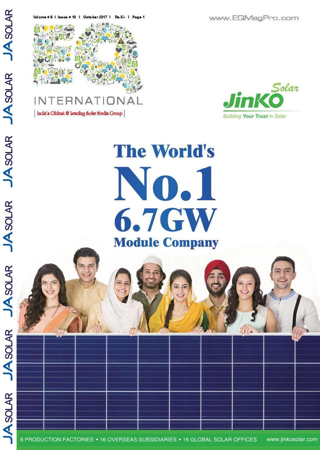 Eq Magazine Oct 2017 Edition By Intl Solar Media Group Issuu Empower Inverter Wiring Diagram