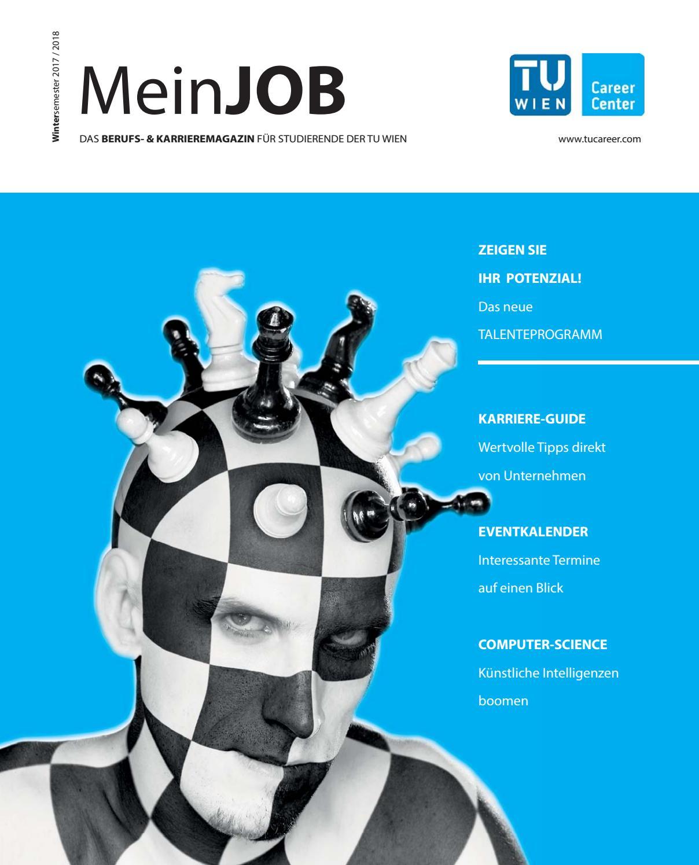 Mein JOB - Das Berufs- & Karrieremagazin für Studierende der TU Wien ...