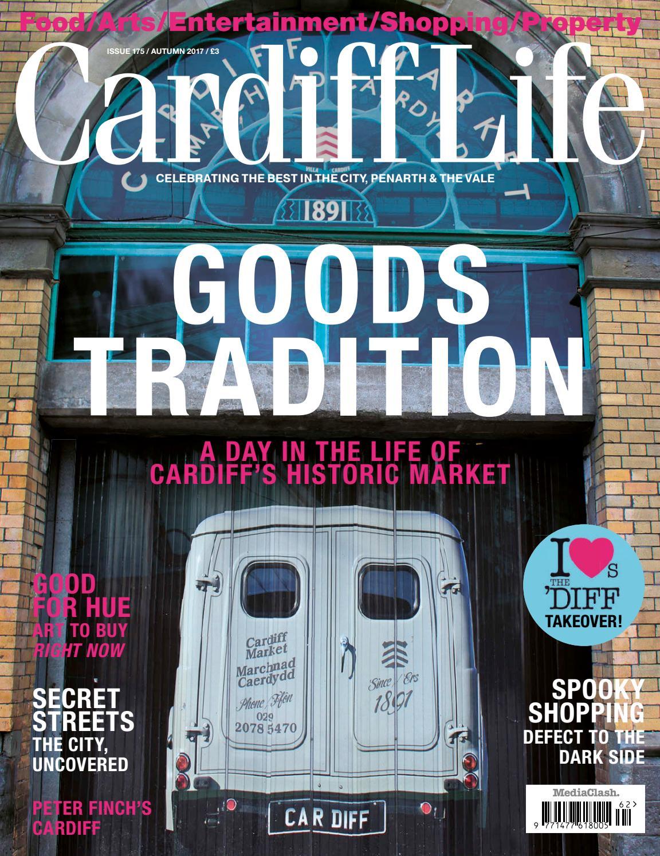 Cardiff Life – issue 175 by MediaClash - issuu