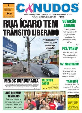 cca949a55f Jornal Canudos - Edição 517 by Jornal Canudos - Comercial - issuu