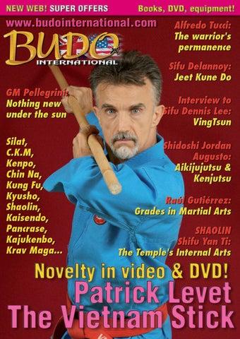 Martial arts magazine budo international 345 – october 2 fortnight
