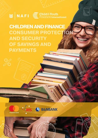 2017 - Children and Finance: Consumer Protection and Security of