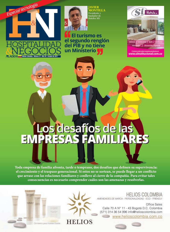 af4e3c7675 Hospitalidad y Negocios Colombia N° 37 by Ladevi Media   Solutions - issuu