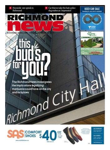 Richmond news october 20 2017 by richmond news issuu page 1 malvernweather Images