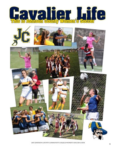2017 jccc womens soccer guide by Chris Gray - issuu
