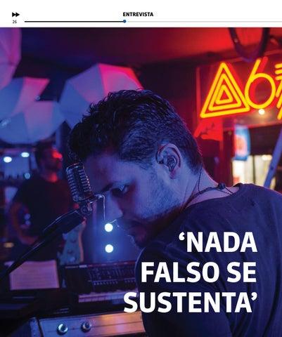 Page 26 of 'Nada falso se sustenta'