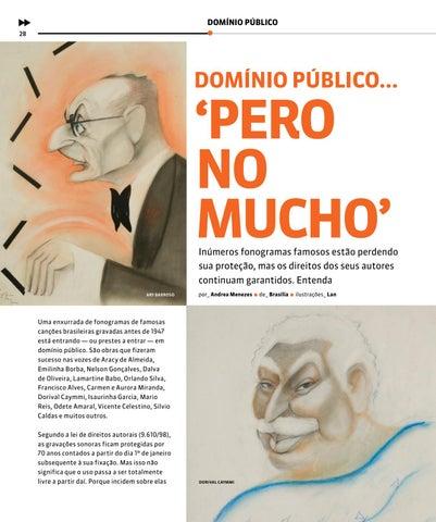 Page 28 of Dom\u00EDnio p\u00FAblico... 'pero no mucho'