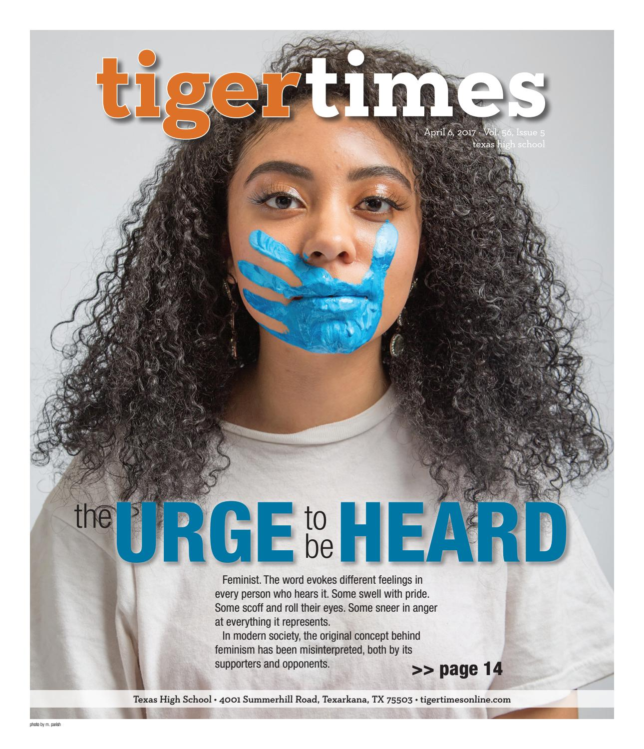 April 2017 tiger times by THS Student Media issuu
