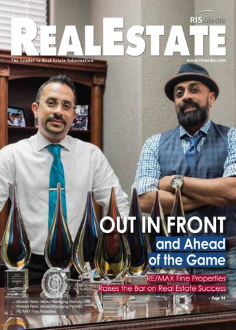 real estate magazine re max fine properties nov 2017 by