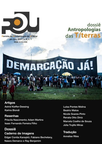 R At U Vol 9 No 1 Dossiê Antropologias Das Tterras By R At U Ppgas