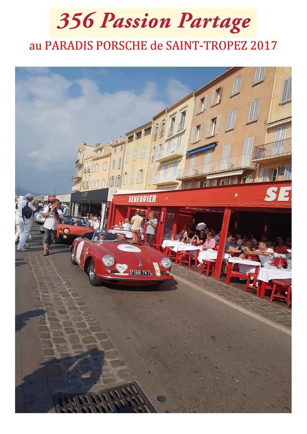 Paradis Porsche - Site officiel de la ville de Saint-Tropez