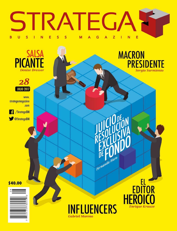 Stratega Business Magazine 28 By Stratega Bussiness Magazine
