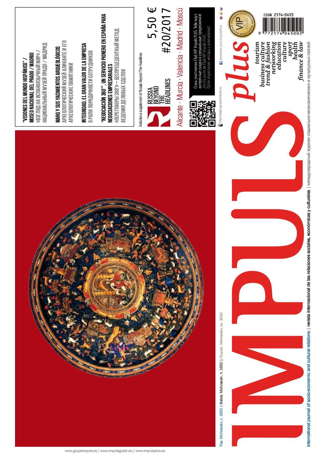 0fc9bf4cb0 Impuls PLUS n.20 by Grupo IMPULS - issuu