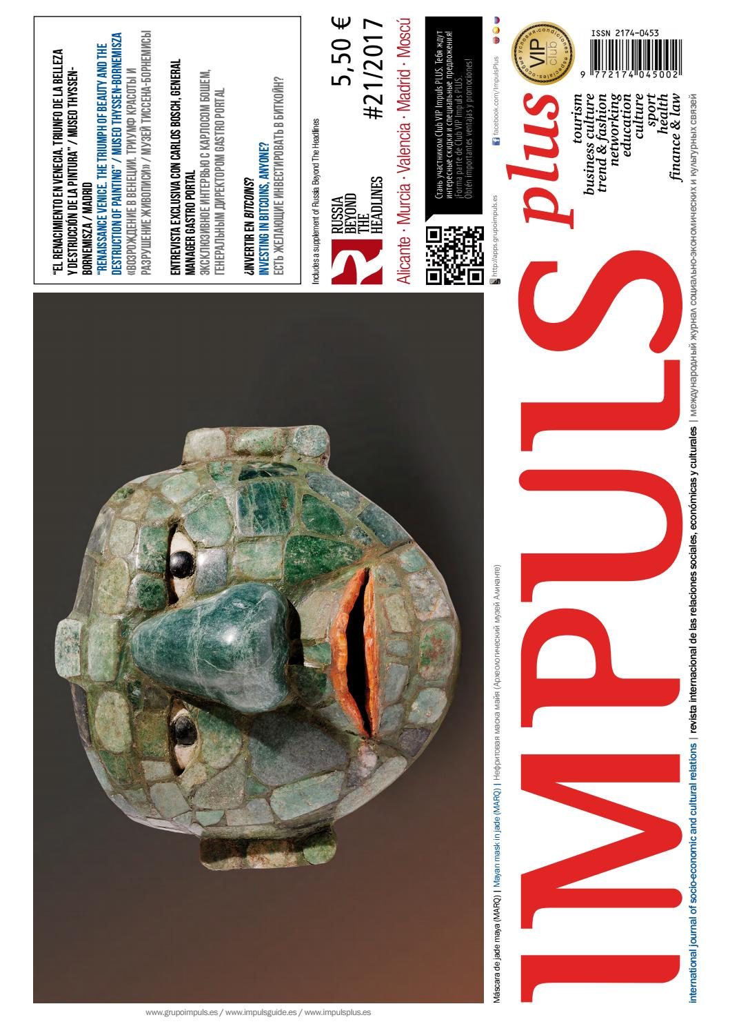 Impuls PLUS 21 by Grupo IMPULS - issuu 44634ce47fef8