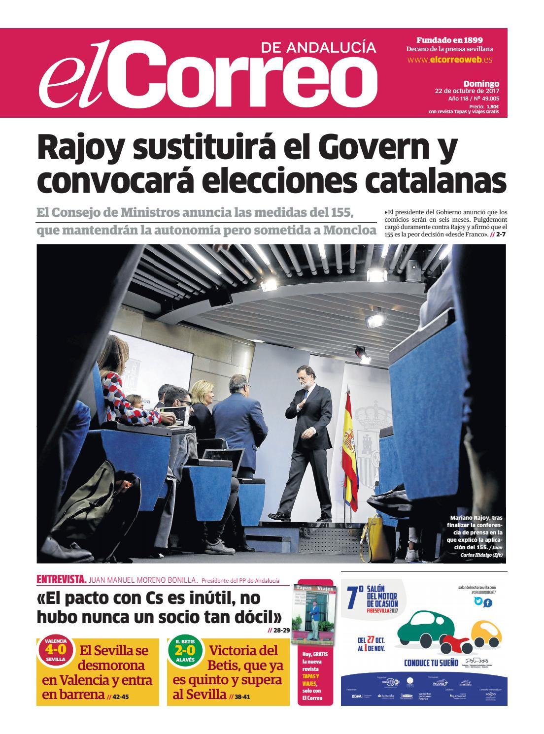 Muebles Saez Yepes - 22 10 2017 El Correo De Andaluc A By El Correo De Andaluc A S L [mjhdah]https://image.isu.pub/160229121259-b2943cccdb7f921ff7a43c3b3444550e/jpg/page_1.jpg