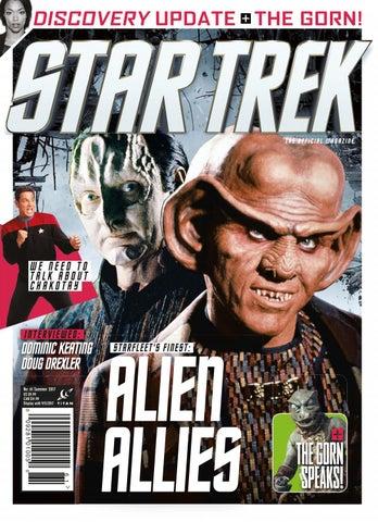 Star Trek Magazine Summer 2017 By Comics3 Issuu
