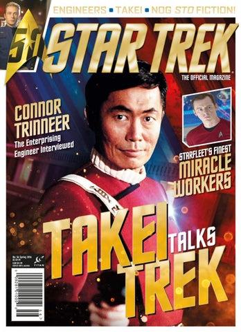 Star Trek Magazine Spring 2016 Downmagaz Com By Comics3 Issuu