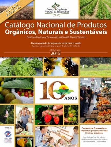 18388d327 Espaço orgânico e natural edição 04 2015 by Espaço Orgânico e ...